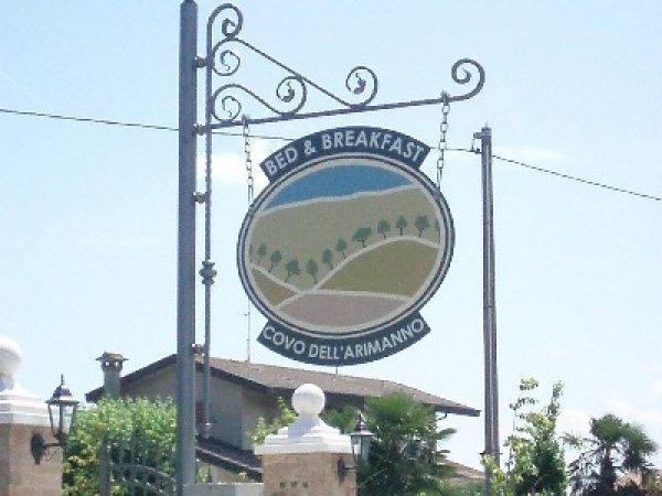 Covo dell'Arimanno, Padova