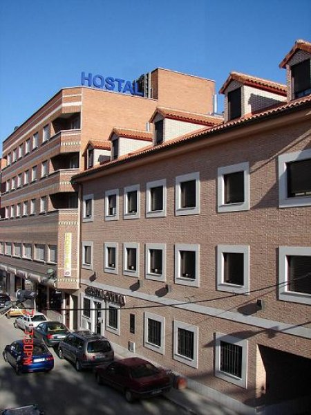 Hostal Goyma III, San Fernando de Henares