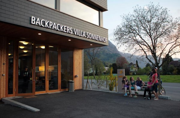 Backpackers Villa Sonnenhof, 인터라켄