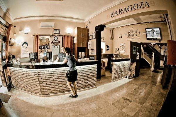 Albergue Zaragoza Hostel, サラゴサ