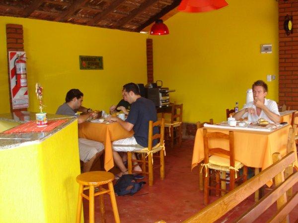 Garden Stone Hostel, Puerto Iguazu