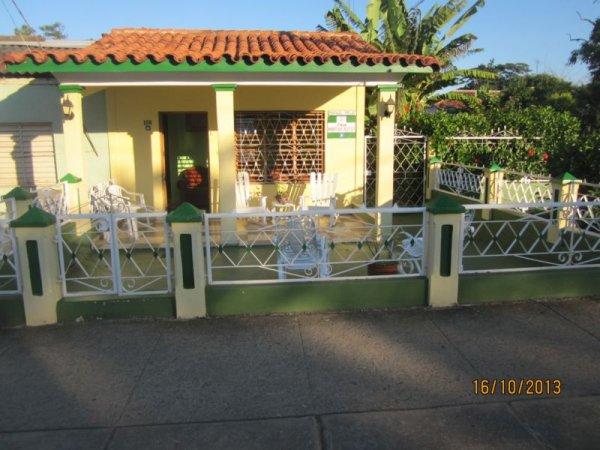 Casa Mirta Azcuy, Viñales