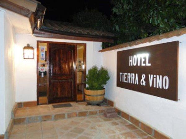 Hotel Tierra y Vino, Santa Cruz
