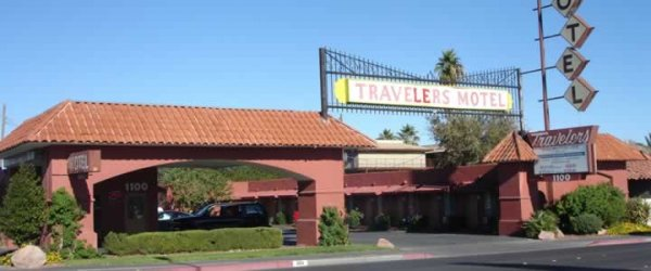 Travelers Vista Hostels in Las Vegas, Лас Вегас