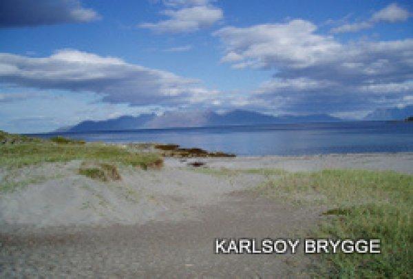 Karlsøy Brygge, Karlsøy