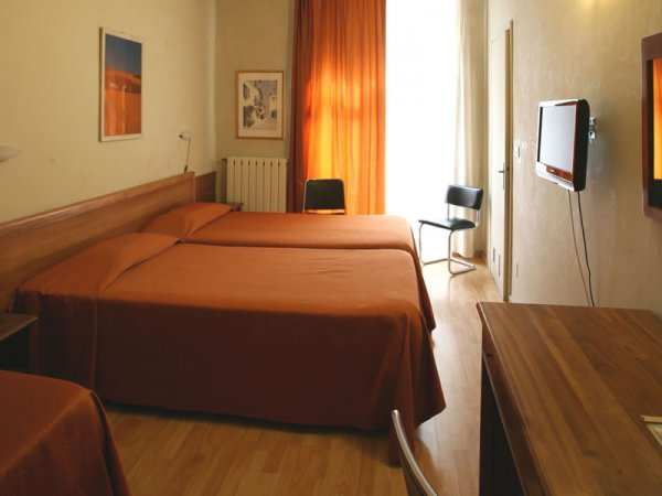 Hotel Montevecchio, Turim