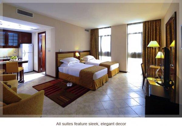 Vision Hotel Apartments, Abu Dhabi