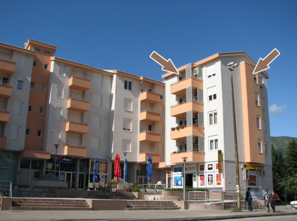 Neretva , Mostar