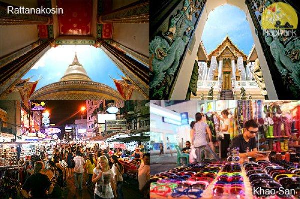 NapPark Hostel @ Khao San, Bangkok