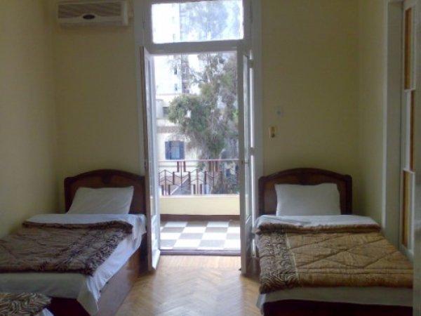 Hostel Brothers, Cairo