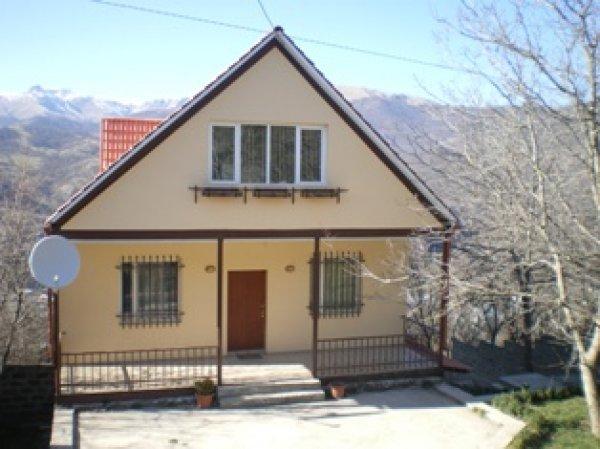 Frangulyan Rest House, Dilijan