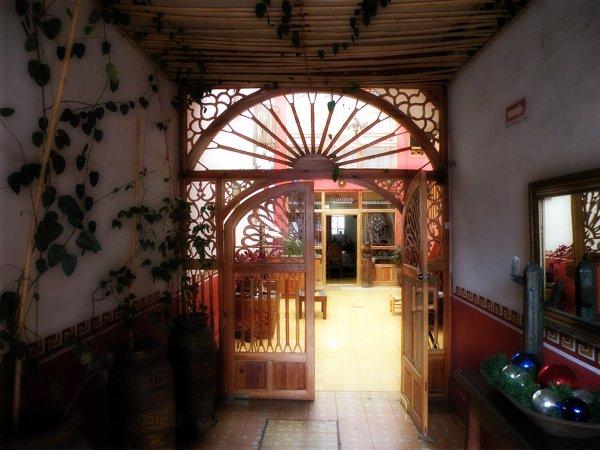 Hostal San Fransiskuni, Morelia