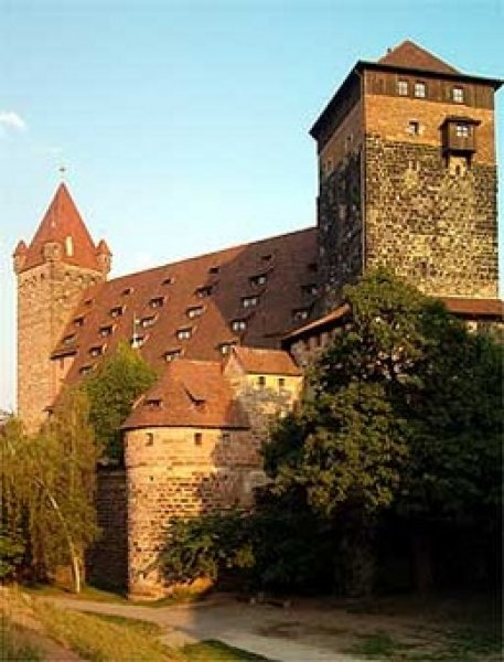 Nuremberg Youth Hostel, Niurnbergas