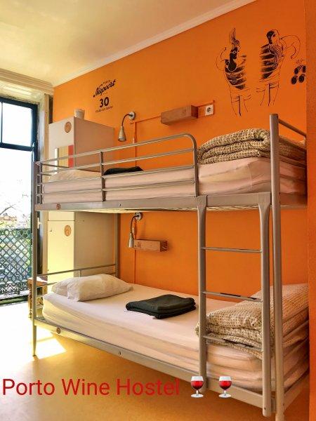 Porto Wine Hostel, पोर्टो