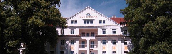 Kulturhotel Kaiserhof, Бад-Либенштайн