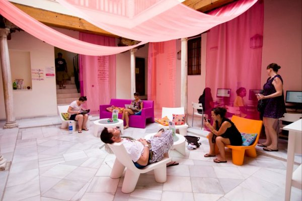 White Nest Hostel, Granada