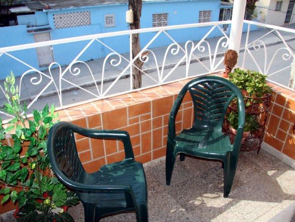 Ramiro's House, Havana