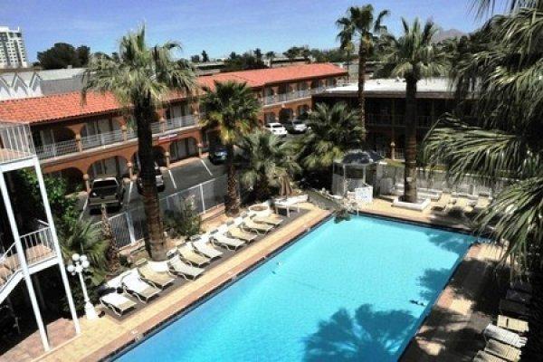 Shalimar Hotel in Las Vegas, Las Vegas