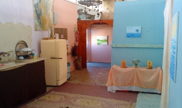 Adama Dance Inn, Mitzpe Ramon
