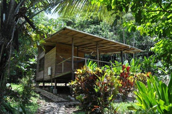 Cabanas Huella Verde, Canelos