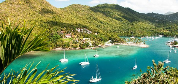 Oceanview Hotel and Spa, Saint Lucia