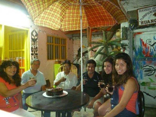 Jaime Crazy Hostel, Huarmey