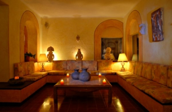 Villa Arqueologica Uxmal, Uxmal