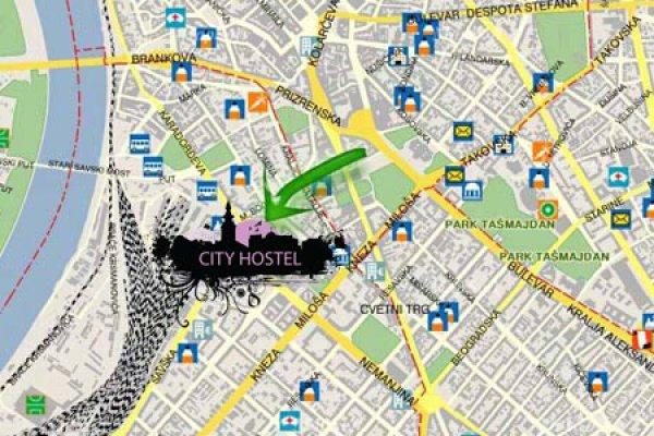 City Hostel, Belehrad