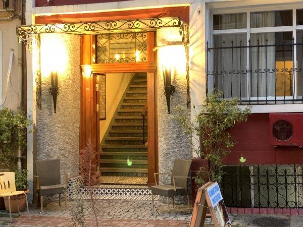 Antique Hostel, Istanbul