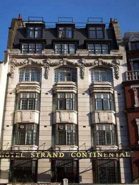 Hotel Strand Continental, London