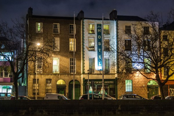 The Four Courts Hostel, Dublin