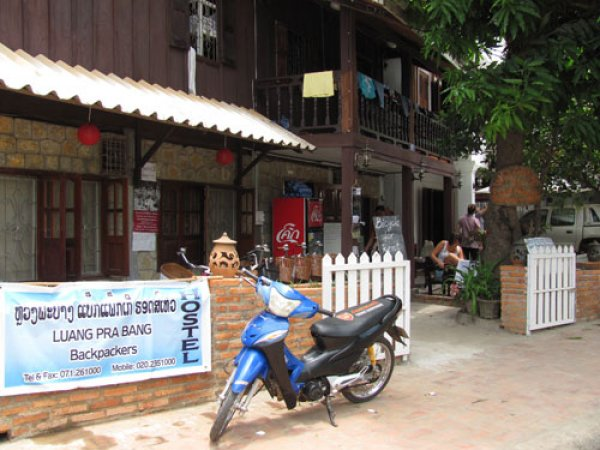 Luang Prabang Backpackers Hostel, Луангпхабанг