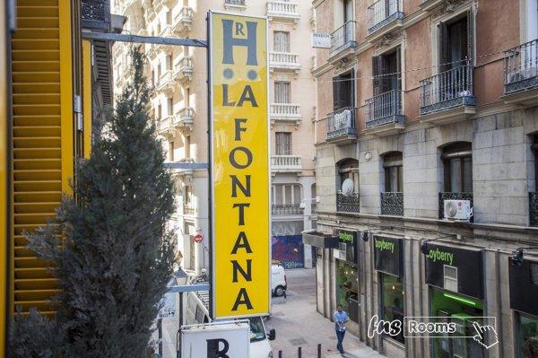 Hostal La Fontana, Madrid