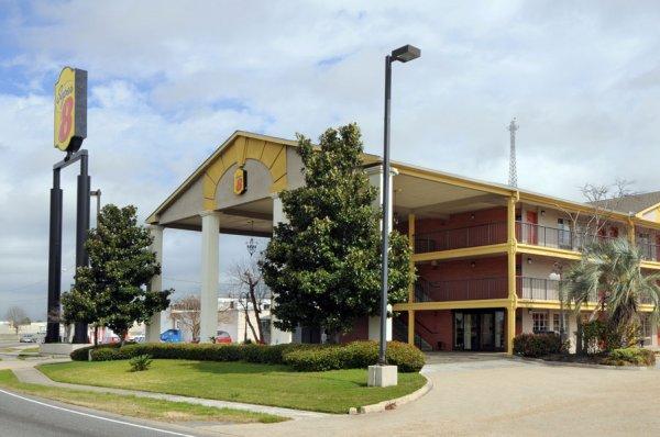 Super 8 - Airport New Orleans, Naujasis Orleanas