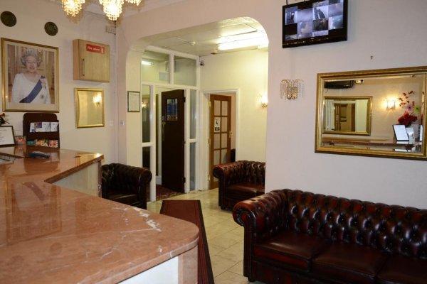 Cranbrook Hotel, Londyn