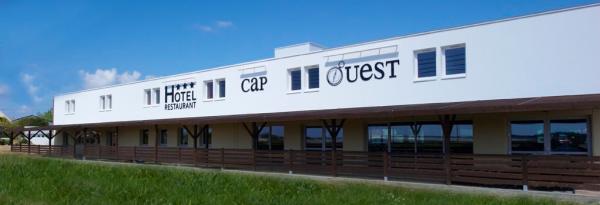 Hotel Cap Ouest, 布雷斯特(Brest)