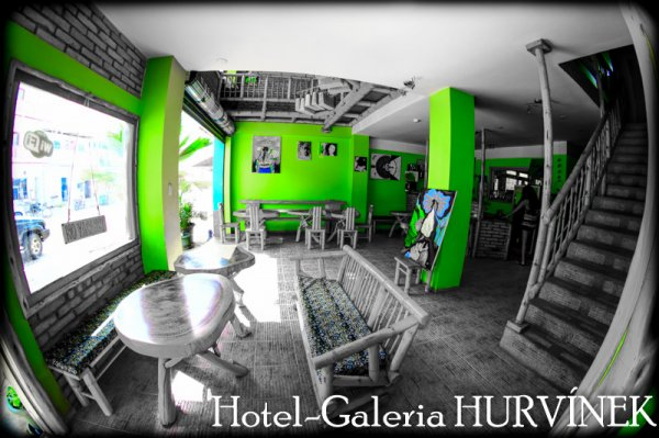 Hotel Hurvínek, Монтанита