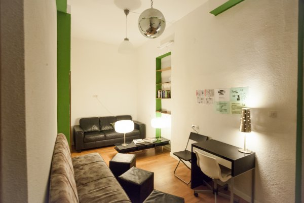 Barbieri Sol Hostel, Madriid