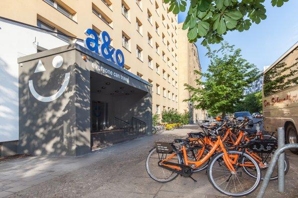 A&O Berlin Mitte, बर्लिन