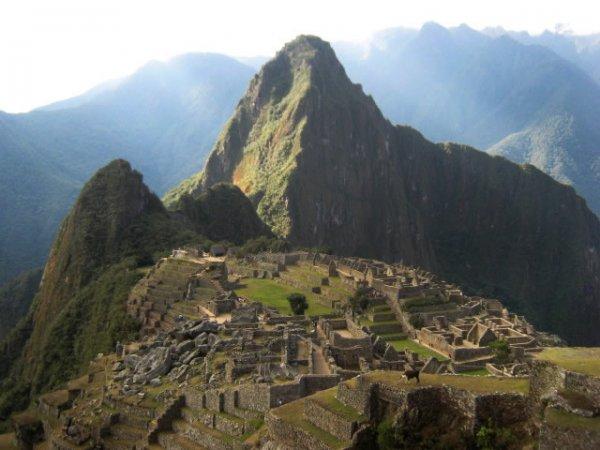 Terrazas del Inca, Machu Picchu
