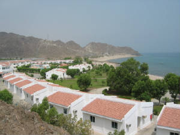 Fujairah Holiday Beach Motel Dibba