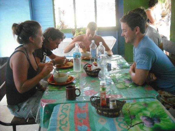 Sereana's Backpackers, Mana Island