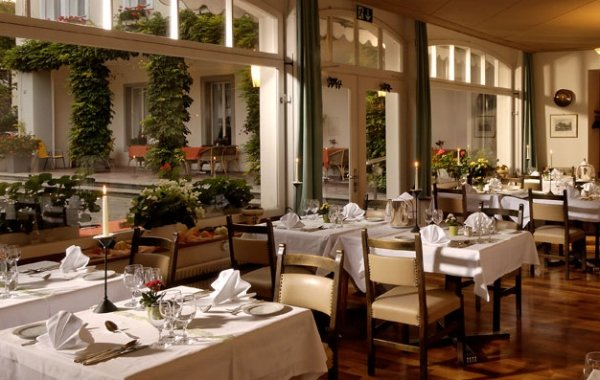 Hotel Beausite, Interlakenas