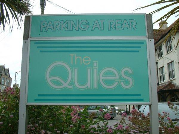 The Quies, Newquay