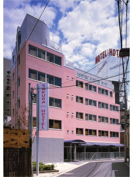 Sakura Hostel Asakusa, Tokyo