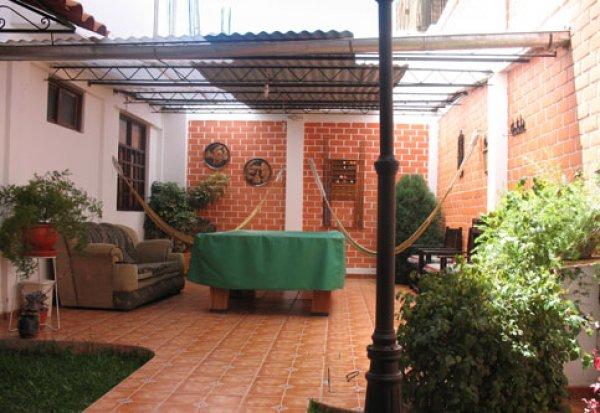 Hotel de Turistas, Huaraz