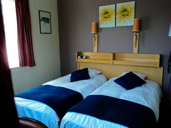 Hotel Auberge van Strombeek, Bruksela