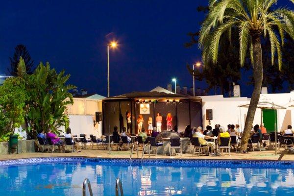 Valentin Marieta Aparthotel Hotel In Las Palmas De Gran Canaria