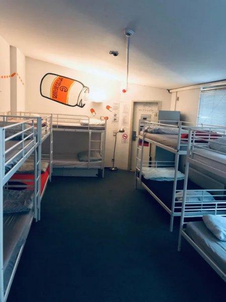 Vitae Hostel, Budapest