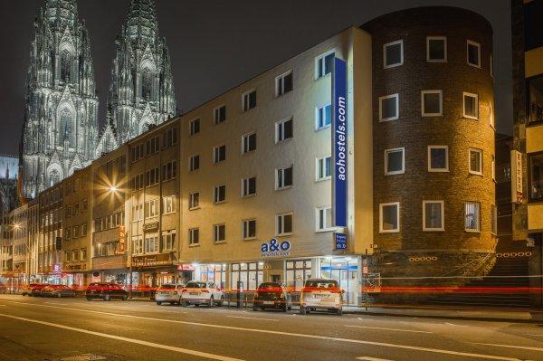 A&O Köln Dom, Cologne